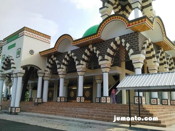 masjid islamic center tanggamus