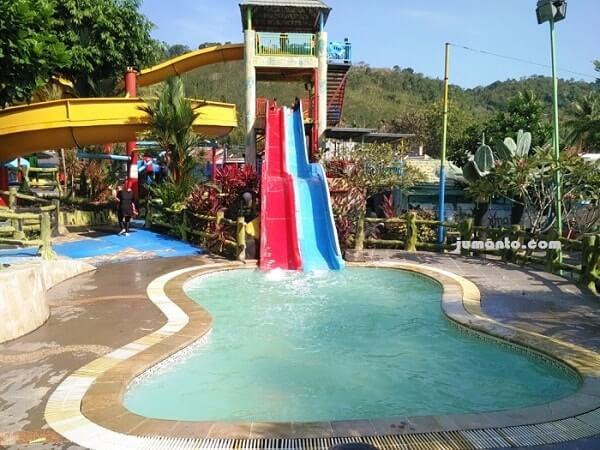 d'mermaid tirtayasa waterpark