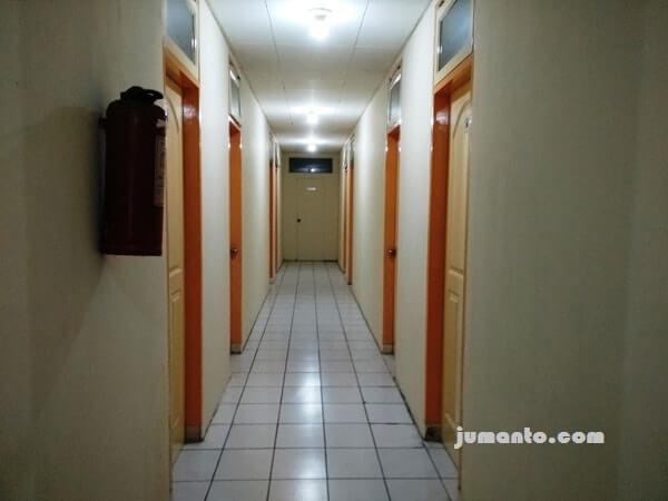 kamar-kamar hotel kalianda