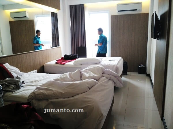 west point hotel bandung