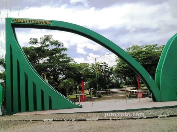 taman RTH Bojong Purbalingga