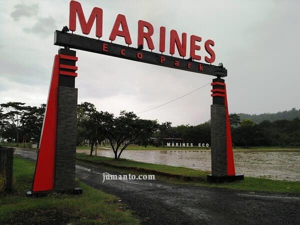 marines eco park lampung