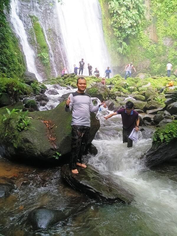 foto air terjun way jelay