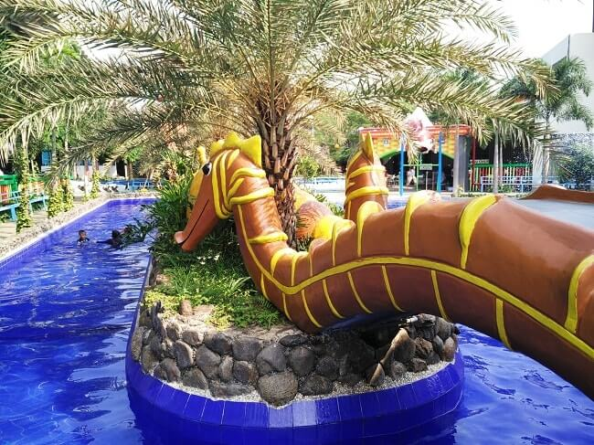 lampung walk waterpark