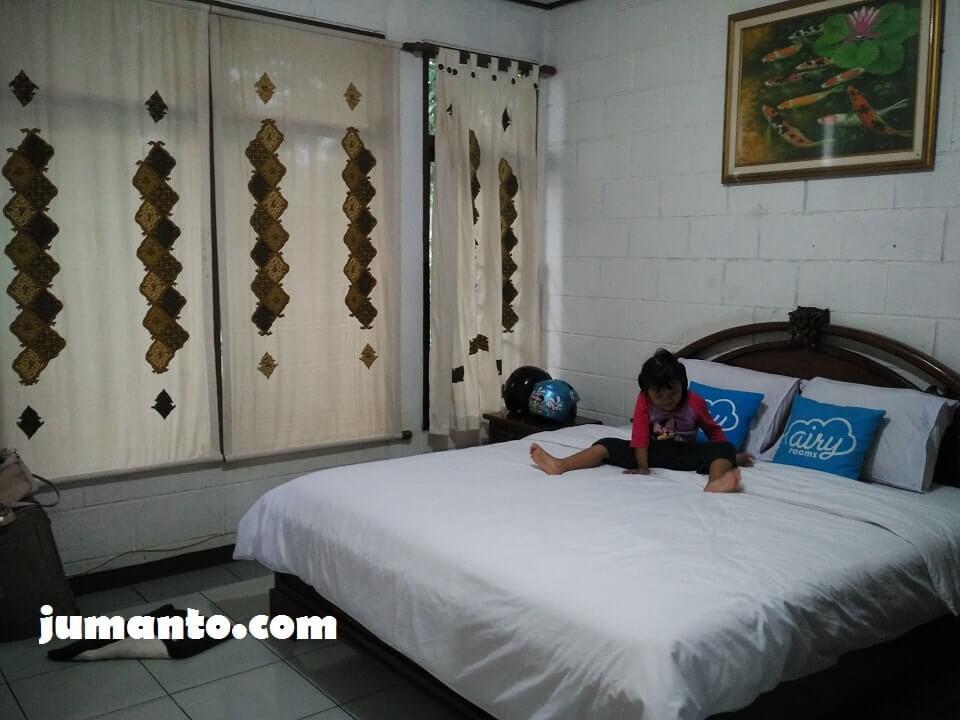 Pengalaman Menginap di Airy Rooms