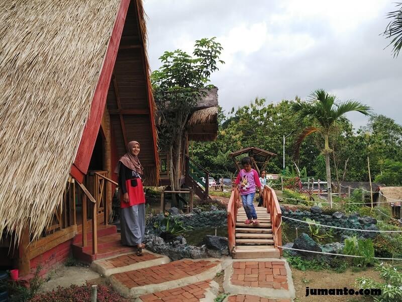 Harga penginapan villa gardenia Lampung