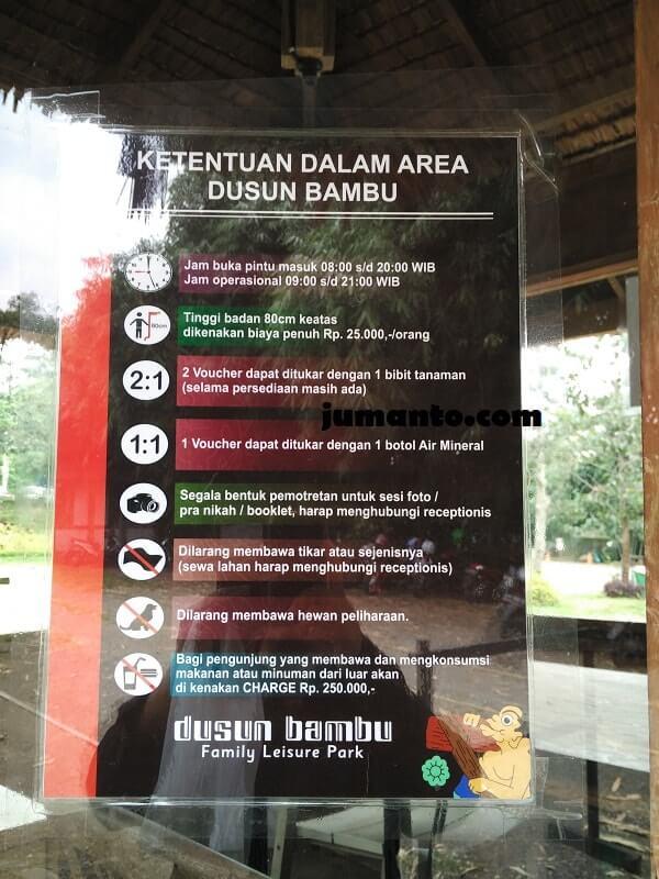 Review Dusun Bambu Lembang Makanan Harga Tiket Lokasi Cafe