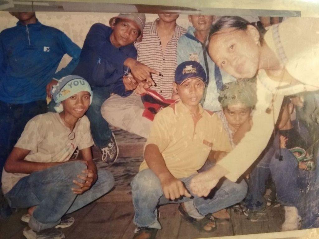 foto data alumni smp n 1 kemangkon 2003