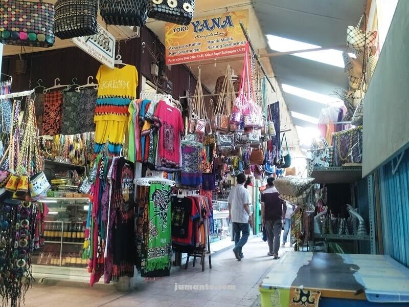 toko oleh oleh khas balikpapan
