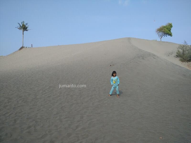 foto gumuk pasir parangrtitis jogja