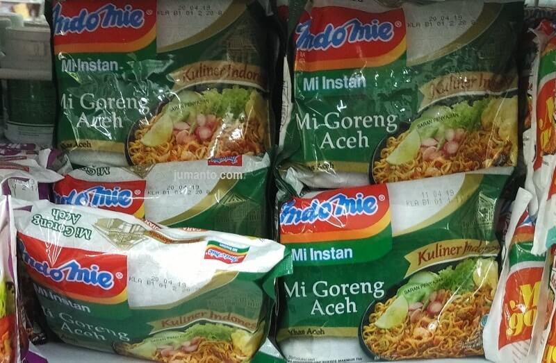 review indomie goreng aceh varian rasa baru