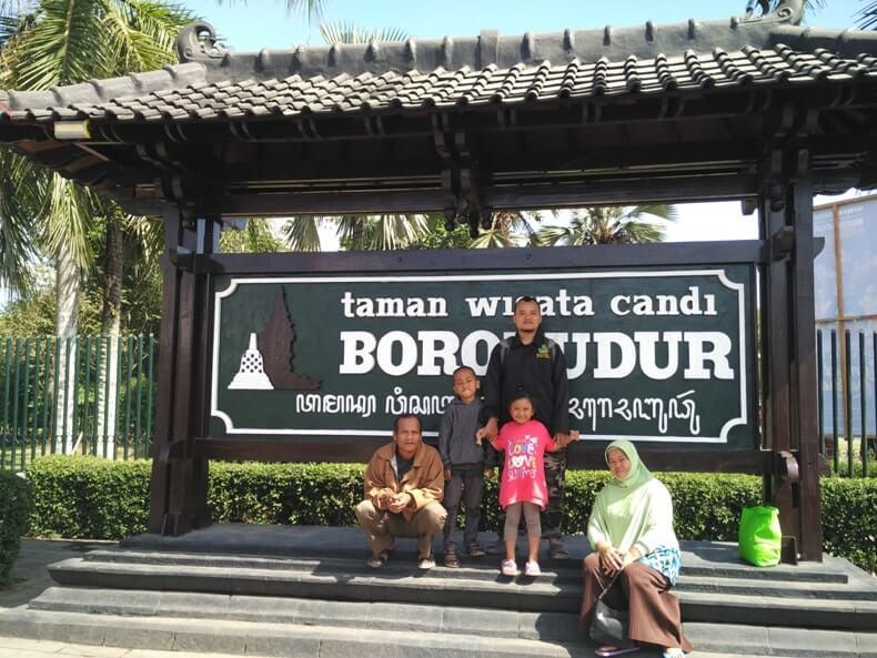 destinasi bersejarah taman wisata candi borobudur