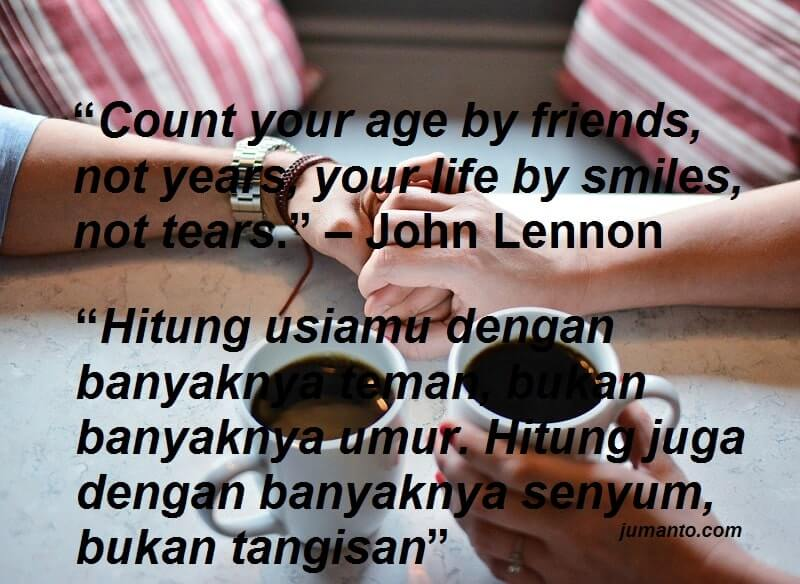 kumpulan quotes ulang tahun singkat bermakna islami inggris