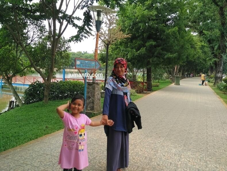spot foto di kang iwak family park