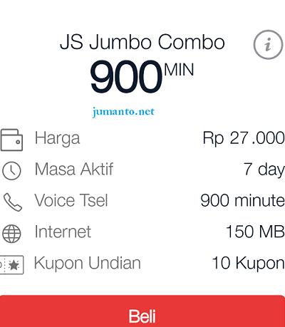 JS Jumbo Combo Kartu As