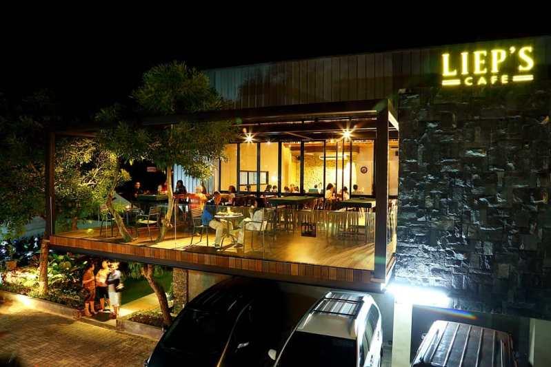 Alamat dan Lokasi Lieps Cafe Lampung