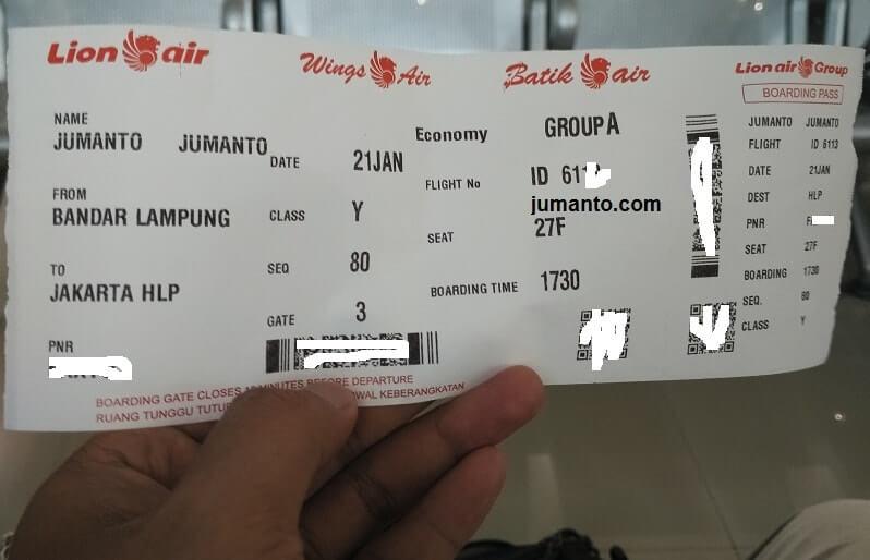 Review Pengalaman Naik Batik Air, Dapat Makan Dan Ada Hiburan
